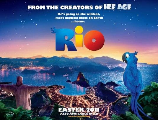 Rio (Poster)
